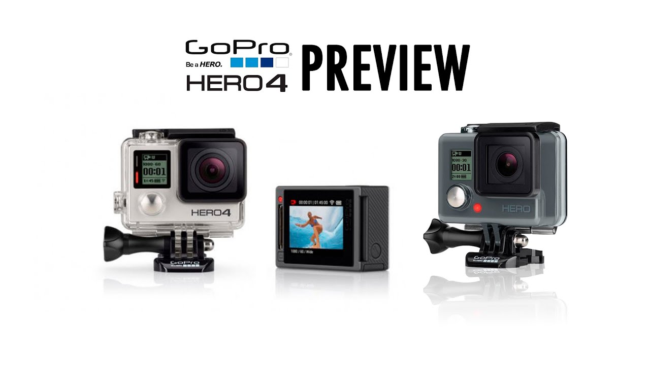 gopro hero 4 black silver edition preview en espaol