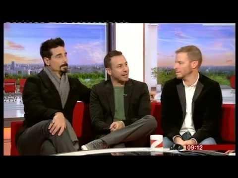 BBC Breakfast - Backstreet Boys interview