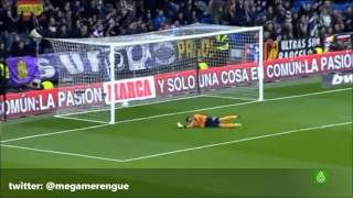 El Bernabéu se rinde a Cristiano Ronaldo
