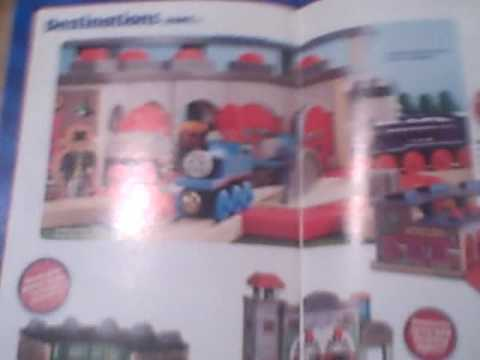 review of thomas wooden railway 2009 yearbook part 2