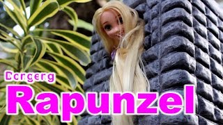 Gambar cover 🔴RAPUNZEL & PENYIHIR🔴 Drama dongeng anak boneka BARBIE