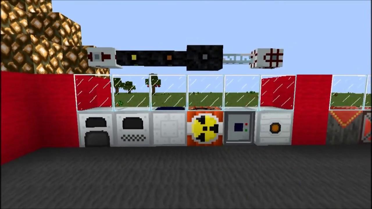 лаунчер майнкрафт с модами industrial craft 2 #10