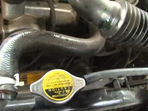 Otomotif - Mobil Perbaikan System Pendingin Mesin