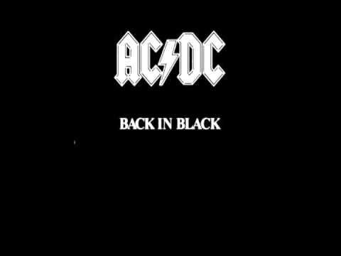 AC/DC Back In Black - Hells Bells