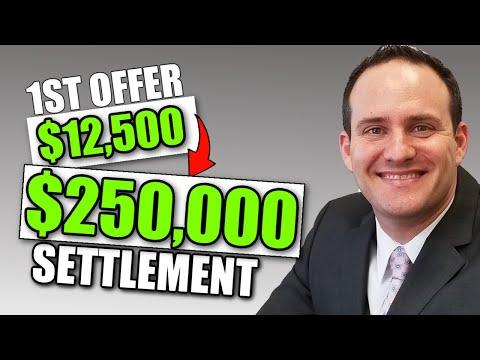 How We Got 20X a Settlement Offer (Slip & Fall)