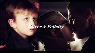 Oliver & Felicity   Нас с тобой судьба ломала
