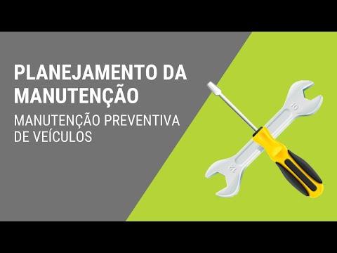 [8] Planejamento da Manutenção - Manutenção Preventiva