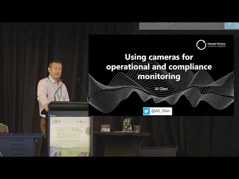 Al Glen -  Using cameras for operational and compliance monitoring