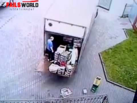 Beer Delivery Fail
