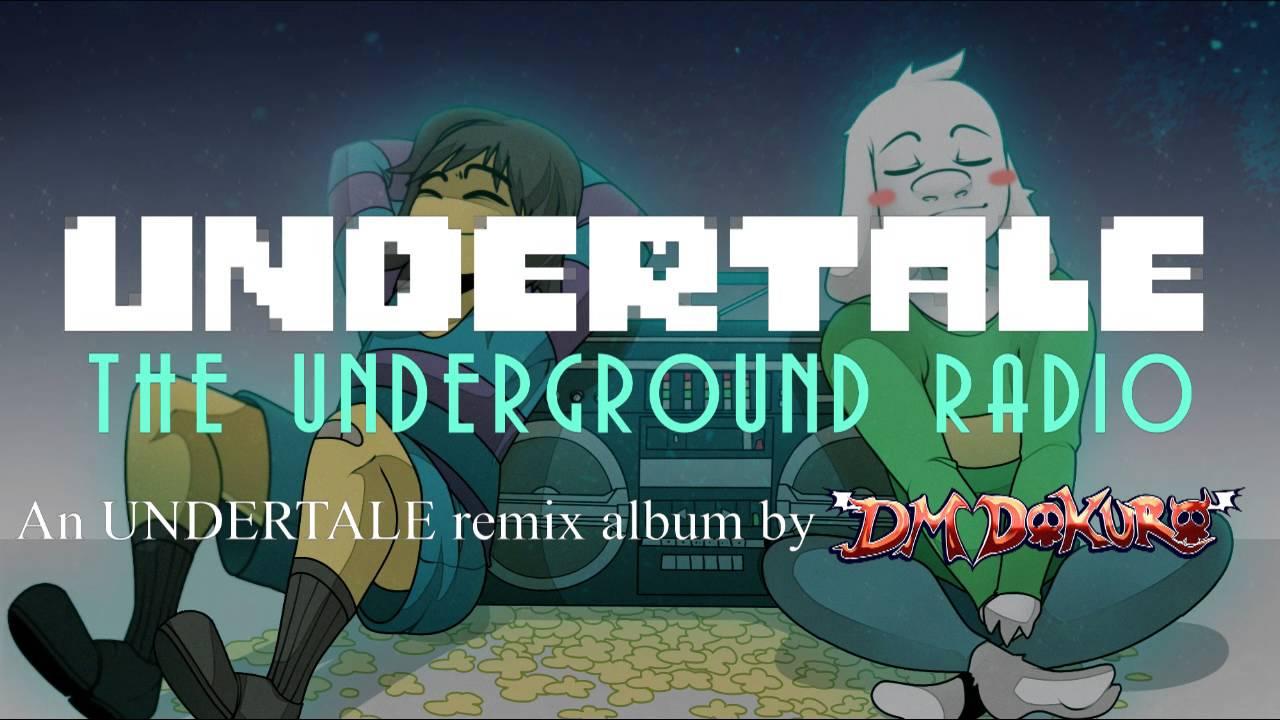 [ALBUM RELEASE] UNDERTALE: The Underground Radio - Previews