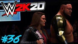 WWE 2K20 : Auf Rille zum Titel #36 - DIE RIVALITÄT GEHT LOS !! 😱🔥