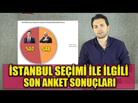 Anket Şirketleri İstanbul Seçimi İçin Ne Diyor? - İşte son anketler!