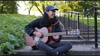 """This is my acoustic arrangement of my single """"I Wish"""" Out everywher..."""