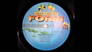 LP - Creation Stepper - Born In Slavery & dub