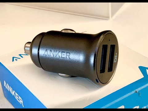 Anker PowerDrive 2 Alloy Car USB Charger 24W 4.8A Review