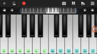 Ağlatan dans piano