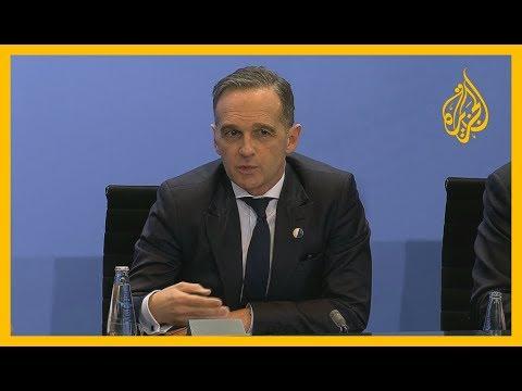 ???? وزير الخارجية الألماني: خليفة حفتر كان يضع العقبات أمام وقف إطلاق النار في #ليبيا  - نشر قبل 2 ساعة