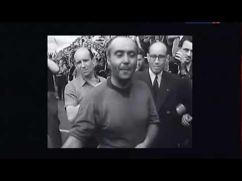 1955 год. Трагедия на гонке в Ле-Мане