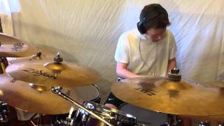 Stronger Drum Cover