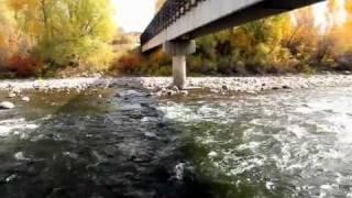 Eagle River near Eagle, Colorado