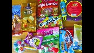 تحدي تذوق الحلويات