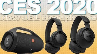 CES 2020 Get Hyped For JBL S New Headphones And JBL Boombox 2