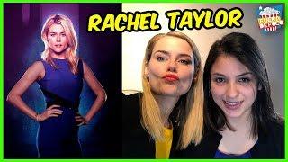 Entrevista con RACHAEL TAYLOR (Trish Walker en Jessica Jones)