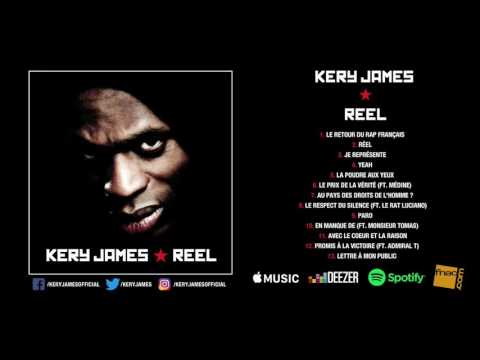 """Kery James - Réel """"Album complet"""""""