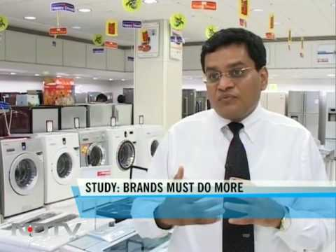 Retailers not doing their best to sell brands: Study