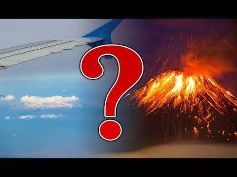 Why do planes not fly when a volcano has erupted Expert explains the dangerous reason