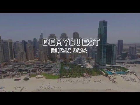 Be My Guest -  concert in Hard Rock (Dubai)
