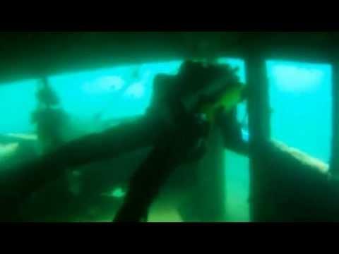 France Park Dive 3/30/13