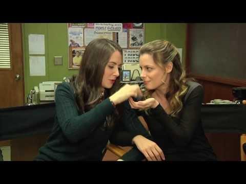 Alison Brie and Gillian Jacobs talk Dan Harmon and nerd boners for Season 5 of Community