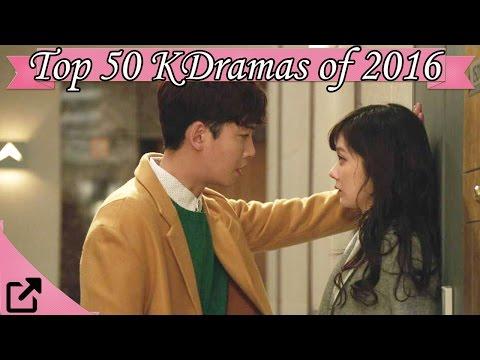 Top 50 Korean Dramas Of 2016