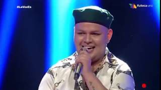 Yair /  I´m not the only one / La Voz Mexico 2019
