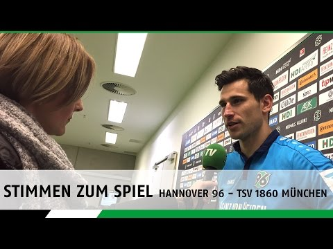 Stimmen zum Spiel   Hannover 96 - TSV 1860 München