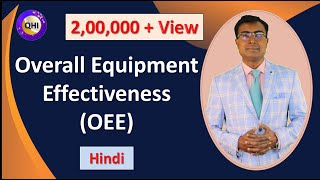 Overall Equipment Effectiveness (OEE) - Video from 'QHI'
