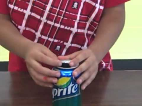 How To Reseal A Soda Can Prank