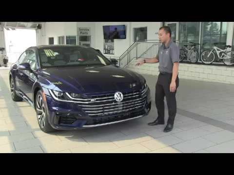 2019 Volkswagen Arteon   SNEAK PEEK