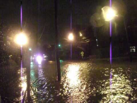 Marin @ Bay: Downtown Jersey City During Hurricane Sandy (Part 1)