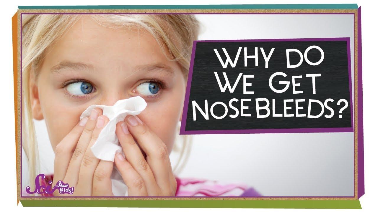 Why Do We Get Nosebleeds? - YouTube