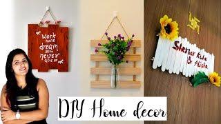 Living Room Diy Decorating Ideas | Indian | Artistic Alisha| Hindi