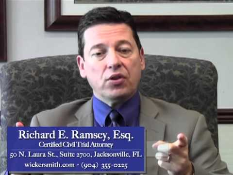 Medical Malpractice Defense Attorney Interview - Richard Ramsey Esq.