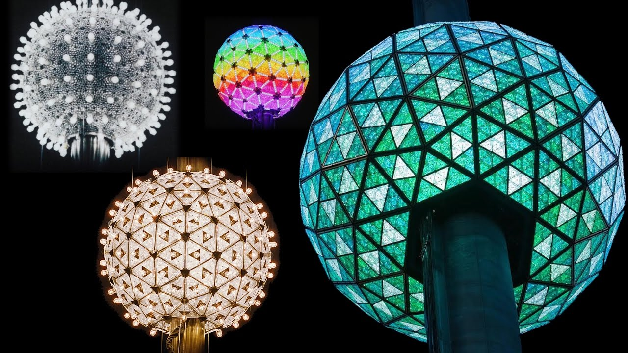 New Year Eve Ball Drop