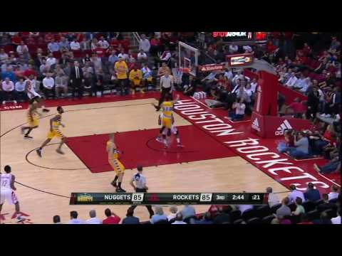 Denver Nuggets at Houston Rockets - March 20, 2017