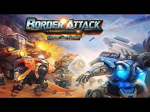 Border Attack - Doom Survivals Android Gameplay (HD)