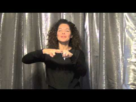 On The Throne by Kari Jobe in Sign Language