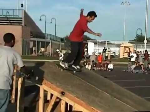 Hookups skate video