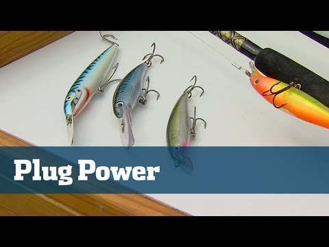 Catching Fish With Swimming Plugs A Proven Trolling Tactic Rarely Used - FSFTV