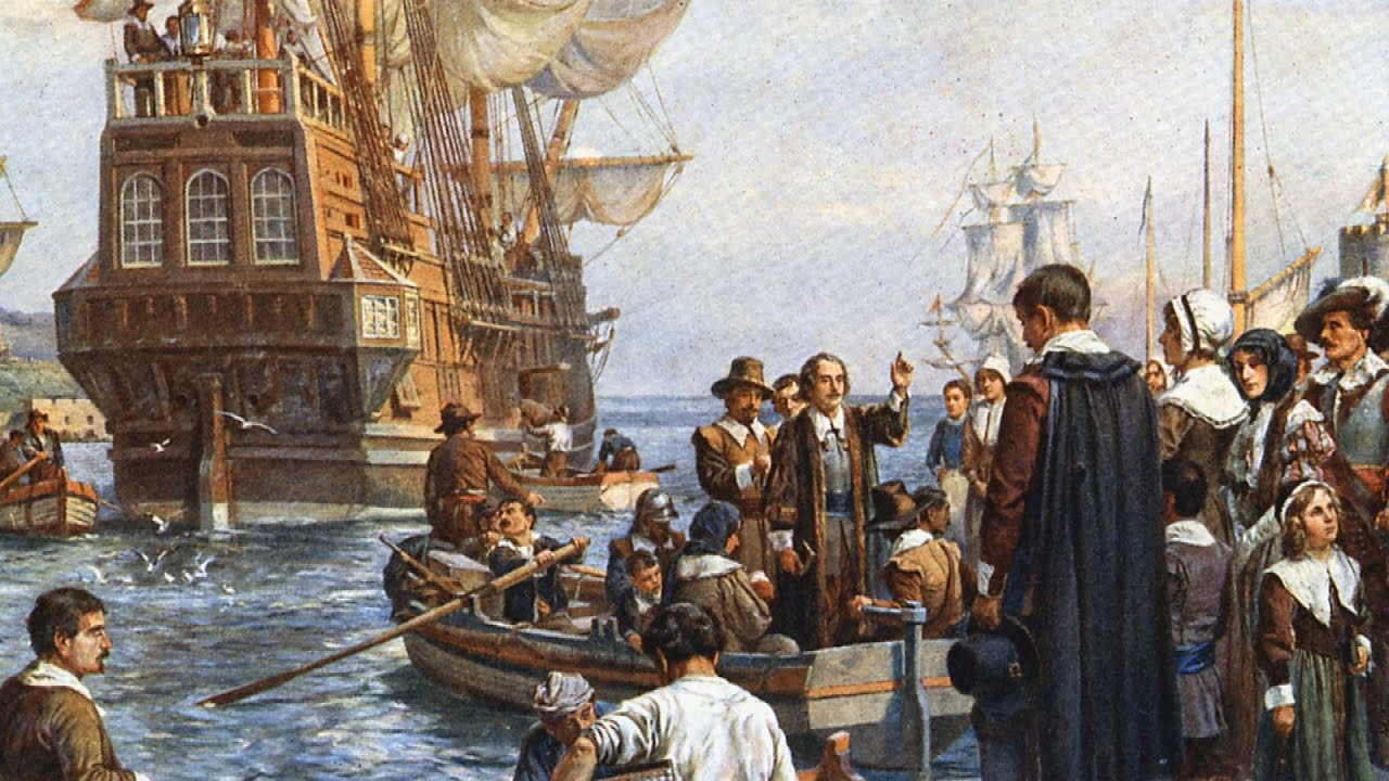 Download Who Sailed on the Mayflower?